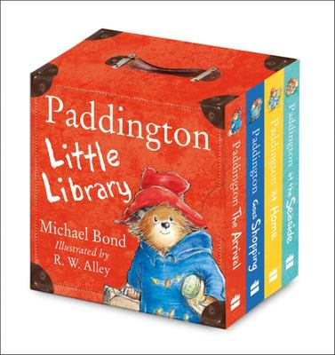 Paddington Little Library (Board Book Box Set)