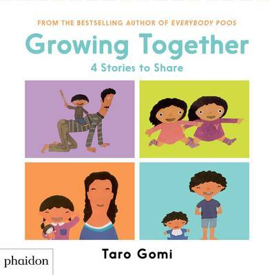Growing Together - 4 Stories to Share