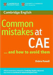 COMMON MISTAKES AT CAE ...and how to avoid them