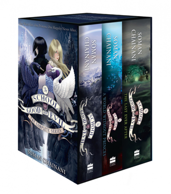 The School for Good and Evil Collection (#1-3)
