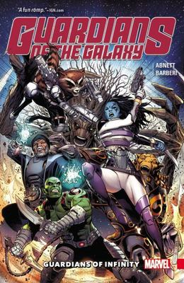 Guardians of the Galaxy: Guardians of Infinity: Vol. 1
