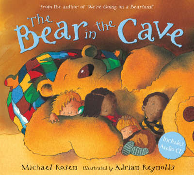 The Bear in the Cave (H/B & CD)
