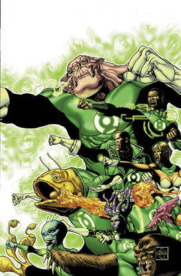 Green Lantern Corps Edge of Oblivion 1