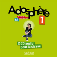 ADOSPHÈRE 1/A1.1 CD AUDIO CLASSE (2)