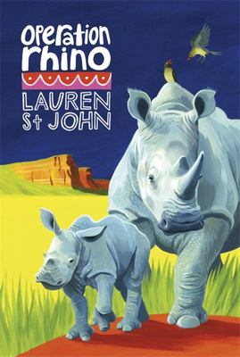 Operation Rhino (African Adventures #5)
