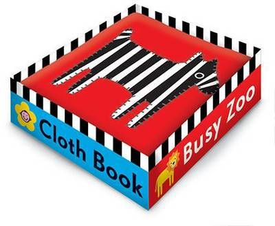Busy Zoo Cloth Book