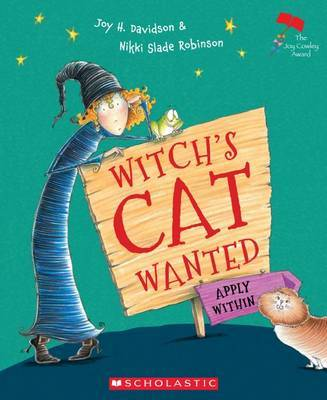 Witch's Cat Wanted, Apply Within