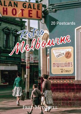 Retro Melbourne: 20 Postcards