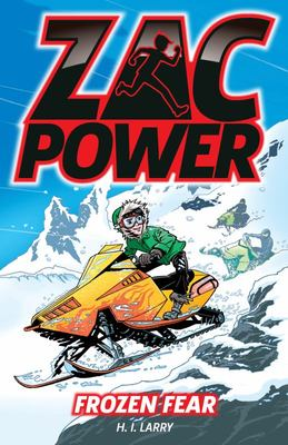 Frozen Fear (Zac Power #4)
