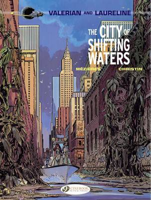 Valerian 1 - The City of Shifting Waters