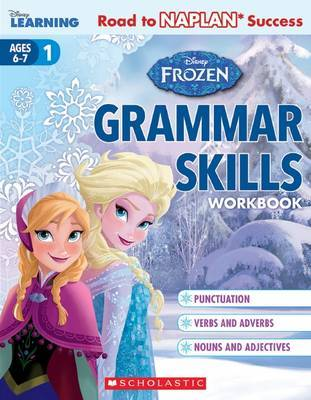 Disney Learning Workbook: Frozen Level 1 Grammar
