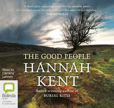 The Good People (Audio CD; unabridged; 11 CDs)