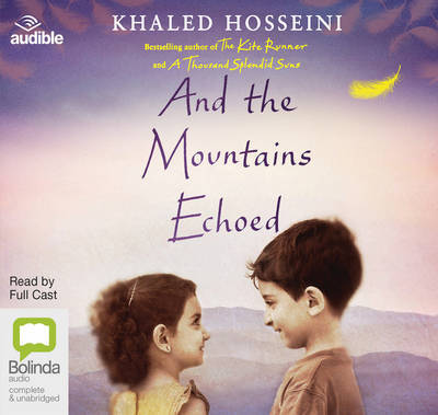 Hosseini / And the Mountains Echoed (Audio CD)