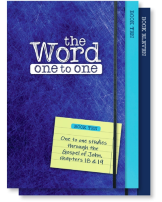 The Word One to One: Pack 4 (John 18-21) (Set of 2)