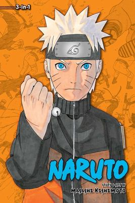 Naruto (3-in-1) Vol. 16 (46, 47, 48)