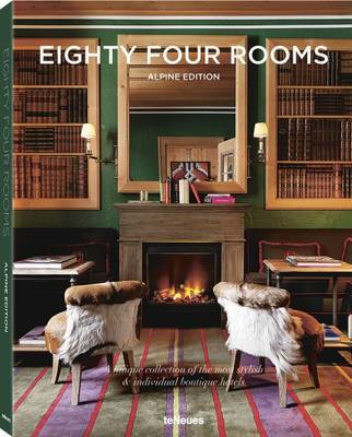 Eighty Four Rooms: Alpine Edition 2016