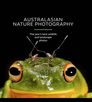 Australasian Nature Photography - Black with Frog on Cover