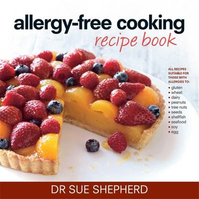 Allergy-free Cooking Recipe Book