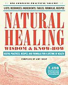 Natural Healing Wisdom and Know-How