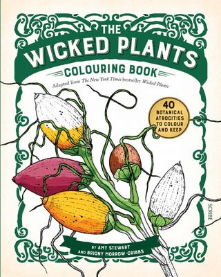 The Wicked Plants Colouring Book