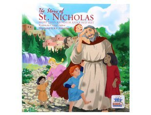 The story of St Nicholas - more than a reindeer and a red suit
