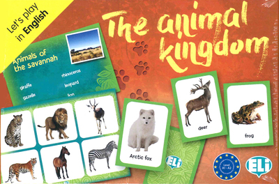 The Animal Kingdom (A1 - A2 - Beginner to Elementary)