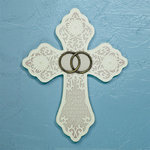 Brought together in Joy Wedding Cross E56803T