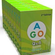 AGO Q&A card game GREEN (level 2)