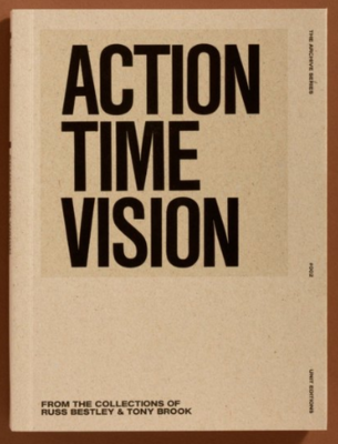 "Action Time Vision - Punk & Post-Punk 7"" Record Sleeves"