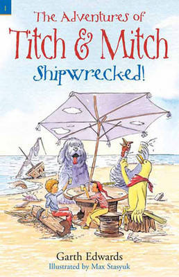 Shipwrecked!: The Adventures of Titch and Mitch