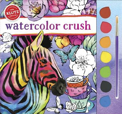 Watercolour Crush (Klutz)
