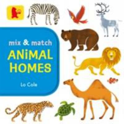 Animal Homes (Mix & Match)