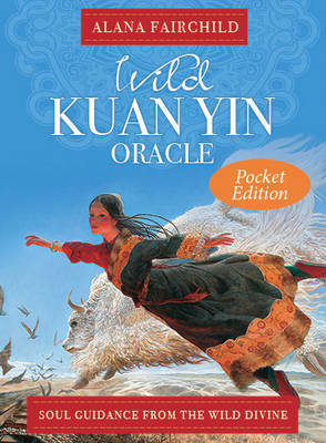 Wild Kuan Yin Oracle Deck - Pocket Edn