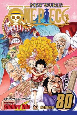 One Piece: Vol. 80