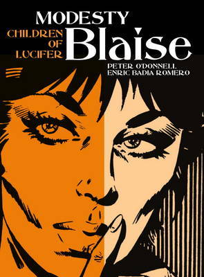 The Children of Lucifer: Modesty Blaise