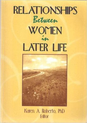 Relationships Between Women in Later Life
