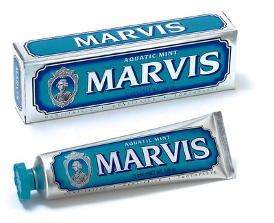 Marvis Toothpaste Aquatic Mint 85ml