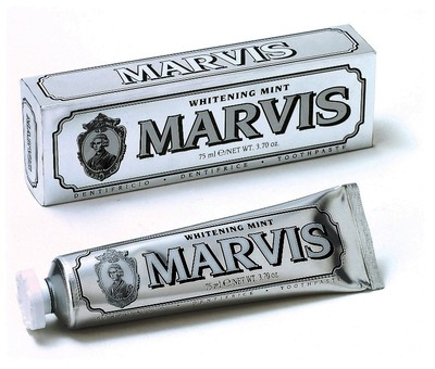 Marvis Toothpaste Whitening 75ml