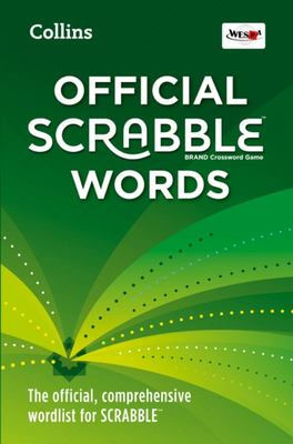 Collins Official Scrabble Words - 4th ed