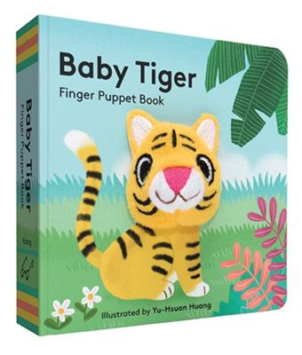 Baby Tiger (Finger Puppet Book)