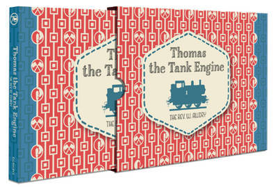 Thomas the Tank Engine (70th Anniversary HB Slipcase)
