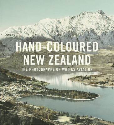 Hand-Coloured New Zealand