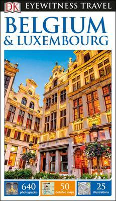 Belgium & Luxembourg 5 - DK Eyewitness Travel Guide