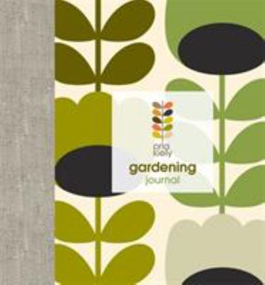 Orla Kiely Gardening Journal