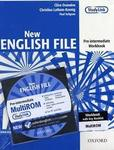 New English File: Pre-intermediate: Workbook with key and MultiROM PackSix-level general English course for adults