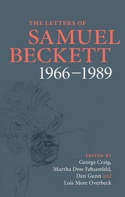 The Letters of Samuel Becket vol 4