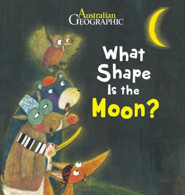 What Shape is the Moon?