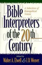 Homepage bible interpreters of the 20th century