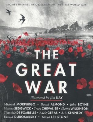 The Great War: Stories Inspired by Objects from the First World War (PB)
