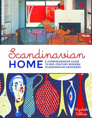 SALE - Scandinavian Home - A Comprehensive Guide to Mid Century Modern Scandinavian Designers